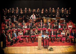 Il tradizionale Concerto di Natale della Filarmonica