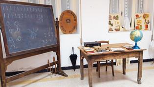 La storia della scuola italiana  in una mostra a Bagnolo
