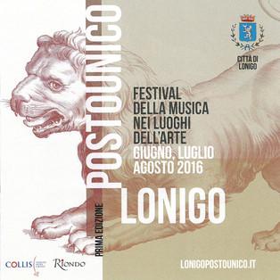 LONIGO POSTOUNICO: FESTIVAL DELLA MUSICA NEI LUOGHI D'ARTE