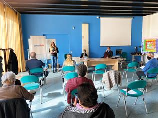 La Fondazione San Bortolo onlus incontra l'associazione Attiva-Mente Odv