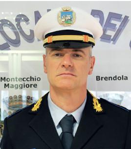 Alessandro Rigolon, comandante condiviso