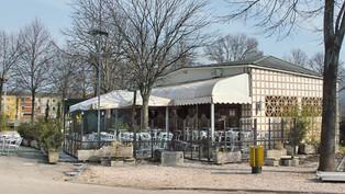 Il bar del Parco Ippodromo