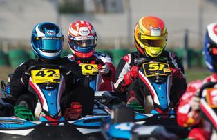 Soddisfazioni per il team Cinisio Racing