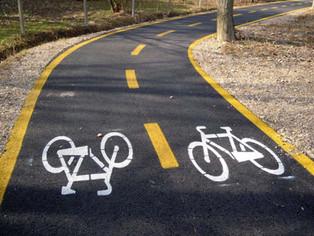 In bici fino a Vicenza sulla pista ciclabile