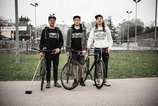 Bike Polo: due leoniceni campioni italiani