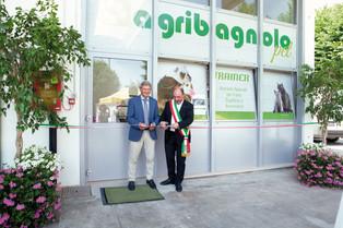 Un nuovo negozio all'Agribagnolo