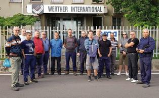 Werther: azienda in crisi e dipendenti trasferiti