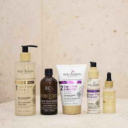 Clear Skin System