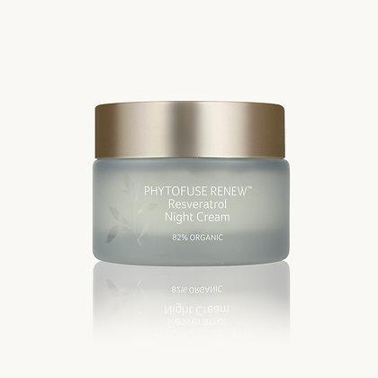 Phytofuse Renew Resveratrol Night Cream