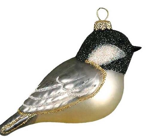 Cobane Chickadee Bird Christmas Tree Ornament | The Chubby ...