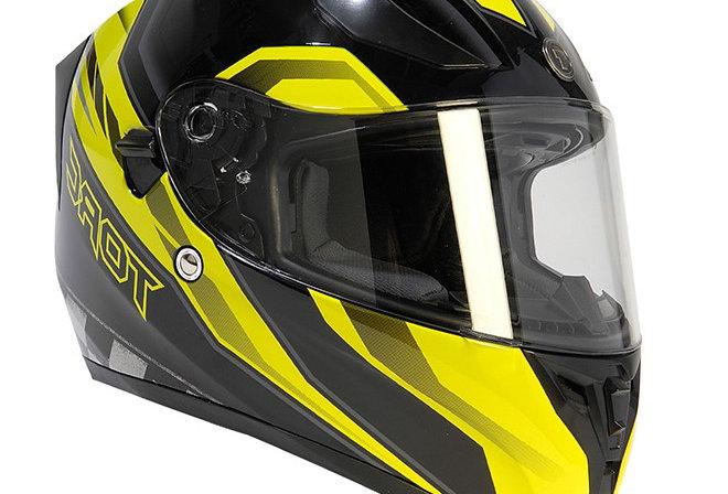 T-15 Edge HI VIZ Yellow