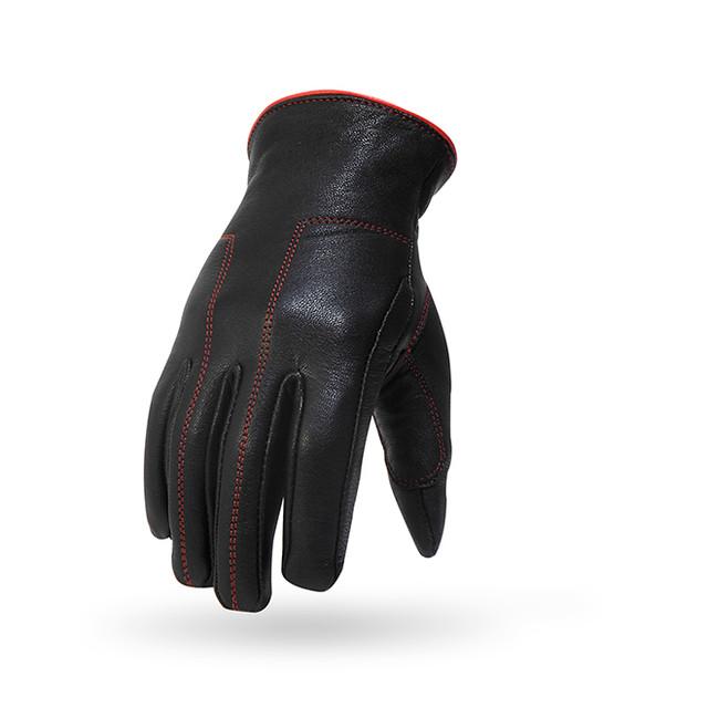 SANTA MONICA BLACK/RED