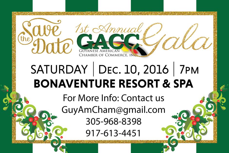 1st Annual GACC Gala