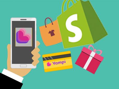Yampi em lojas Shopify: como funciona?