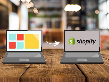 Como migrar de WooCommerce, PrestaShop, Squarespace e outras plataformas de e-commerce para Shopify