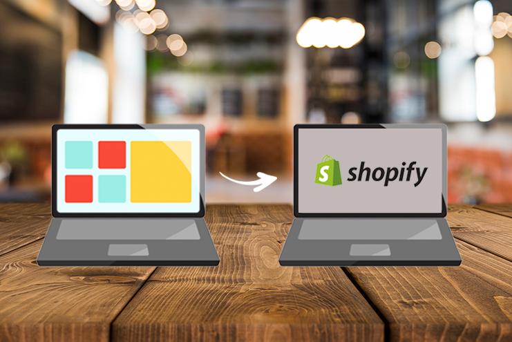 Como migrar para a Shopify