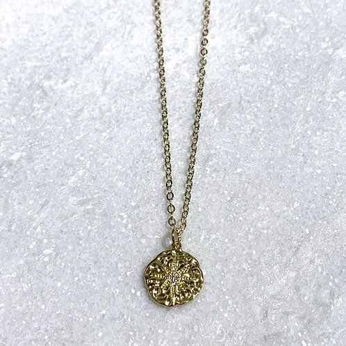 GF Starburst Necklace NS053-GF