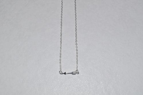 Arrow Necklace  NS111-SS