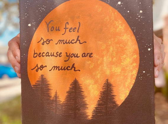 You Feel So Much