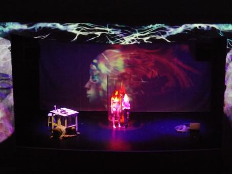 Últimas funciones de Frankenstein en Teatro Metepec