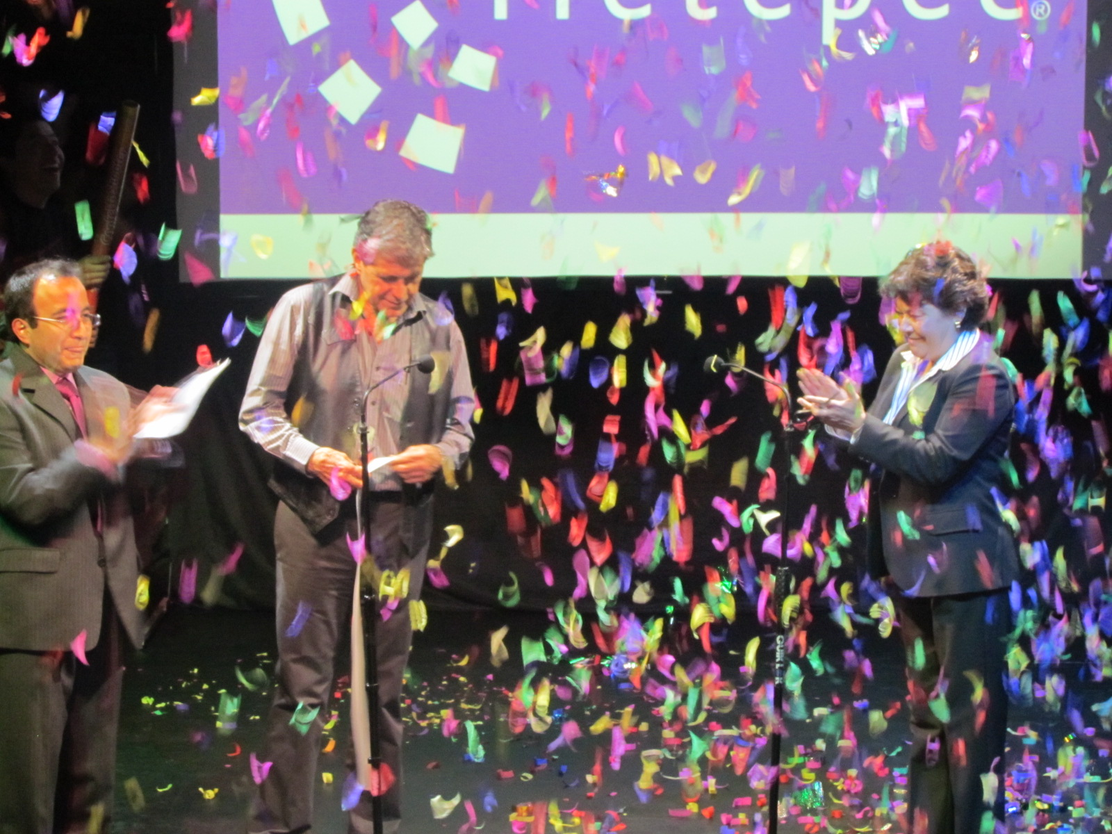 Inauguración Teatro Metepec