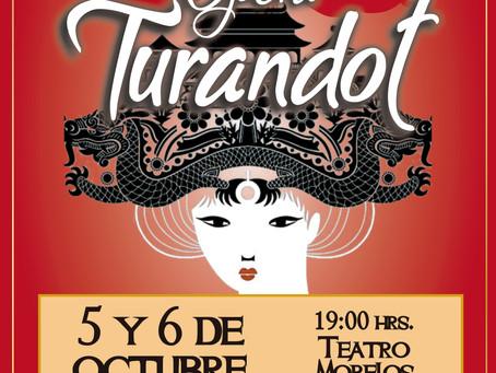 30 de junio, último día de PREVENTA para Turandot