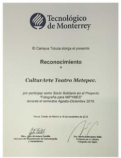 Tec de Monterrey Campus Toluca