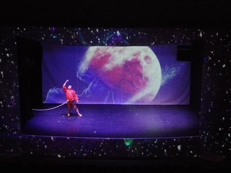 """Frankenstein"" conquistó al público en Teatro Metepec"