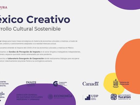 Sondeo para medir la percepción del impacto del COVID-19 en el sector de las economías culturales y