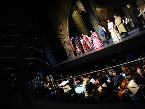 La Orquesta Filarmónica de Toluca presentará los divertidos enredos de amor.