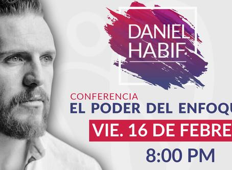Daniel Habif en Teatro Metepec