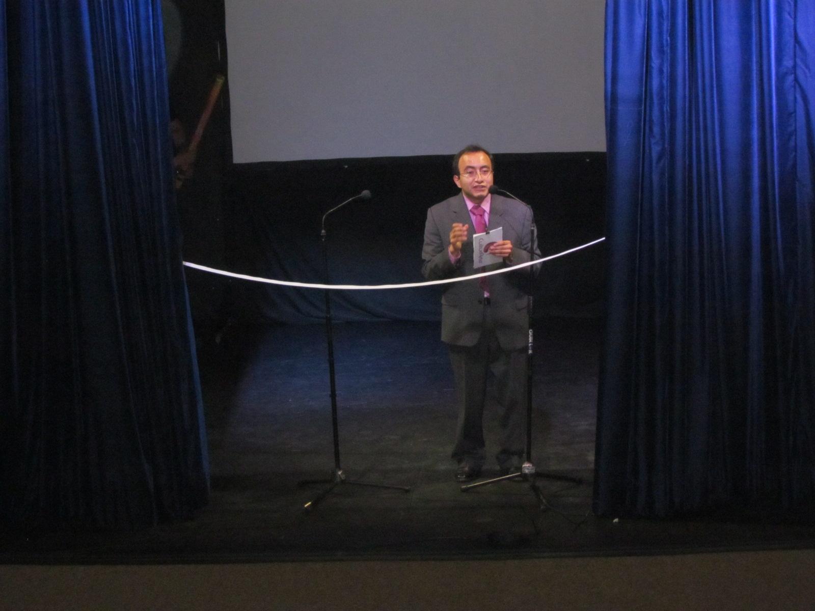 Francisco Mejía Director CulturArte