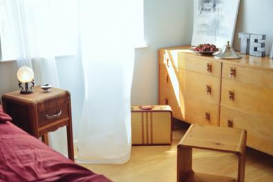 Andrea Padilla's boudoir photography studio