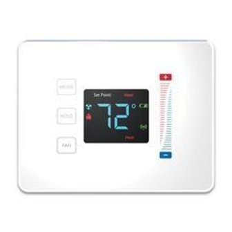 Centralite Pearl Thermostat, White