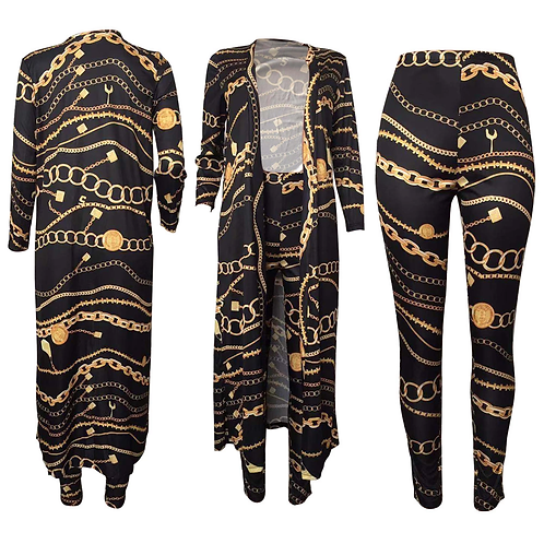Full Sleeve Two Piece Suit