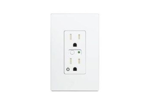 GoControl Smart Wall Outlet, Z-wave Plus
