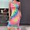 Thumbnail: Women Summer Sexy Sleeveless Slip Bodycon Dress