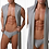 Thumbnail: 3K Two Piece Hoodie Robe Set