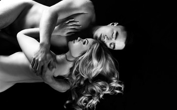 Couples boudoir photo session