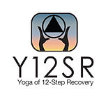 Yoga of 12-Step Recovery logo