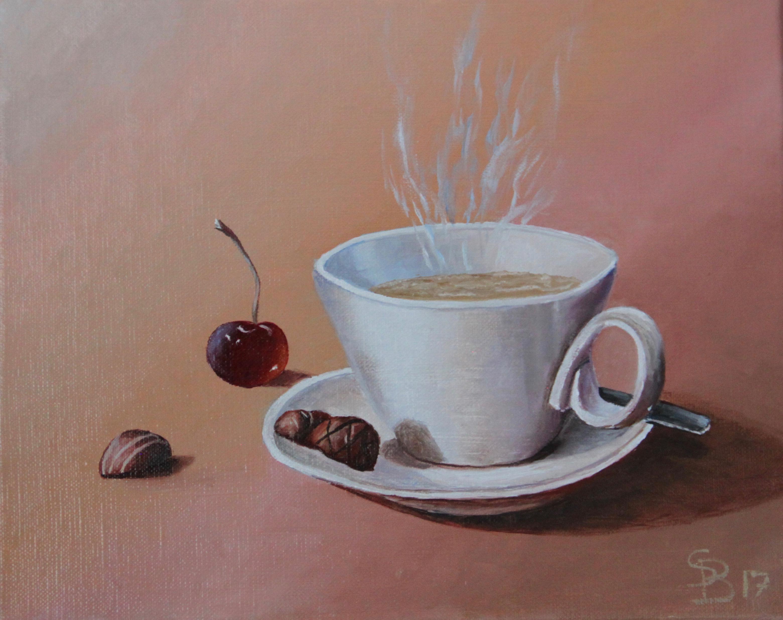 Café Bonjour - nach Herdin