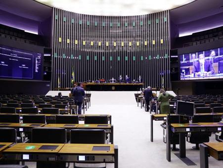 Câmara aprova dispensa de licitação para insumos contra covid-19