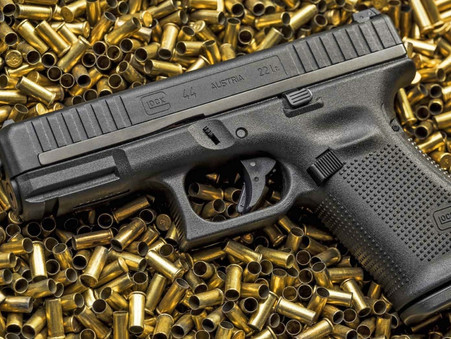 Governo do México processa a Glock e outras fabricantes de armas dos EUA