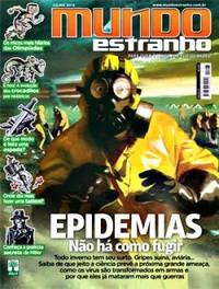 Revista de 2012 previu cenário de pandemia
