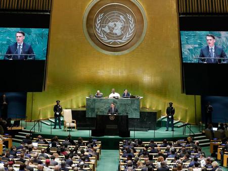 Brasil ocupará assento não permanente em Conselho de Segurança da ONU