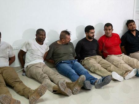 Mercenários são suspeitos de assassinato do presidente do Haiti