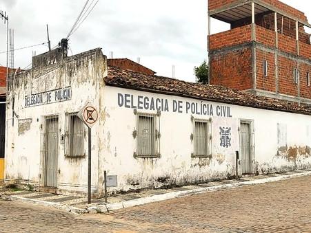 Delegacia de Pé de Serra na Bahia é o retrato da insegurança no estado