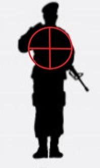 No Brasil pode não ter pena de morte, mas existe pelotão de fuzilamento