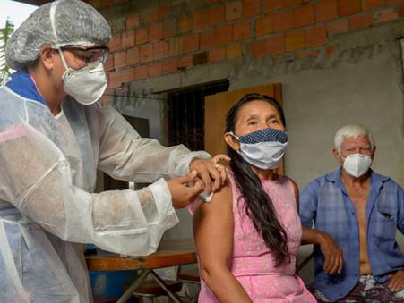 ministério viabiliza vacinação para indígenas