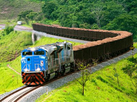 Transporte de cargas pelas ferrovias do país cresce 30% em março
